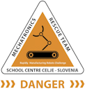 Logotip - znak za nevarnost (Danger)