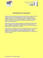 Kriteriji kakovosti za učna gradiva