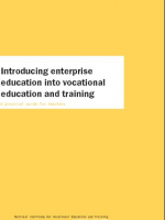 Introducing enterprise education into vocational education and training