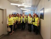 Udeleženci študijskega obiska iz Belorusije na CPI