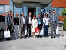 Obisk iz Makedonije