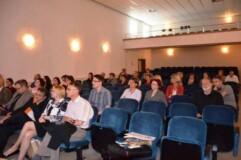 Predstavniki Centra RS za poklicno izobraževanje na zaključni konferenci projekta Rokodelska akademija 2 (Veržej, 28.05.2014)