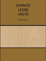 Domače lesne vrste