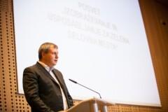 Prehranska samooskrba in povečanje območja Nature 2000: Mag. Dejan Židan, minister MKO