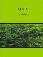 Naslovnica gradiva Gozd