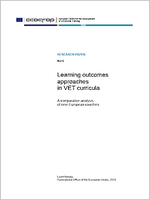 Learning outcomes approaches in VET curricula