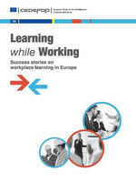 Naslovnica gradiva Learning while working (Učenje z delom)