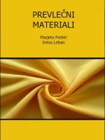 Prevlečni materiali
