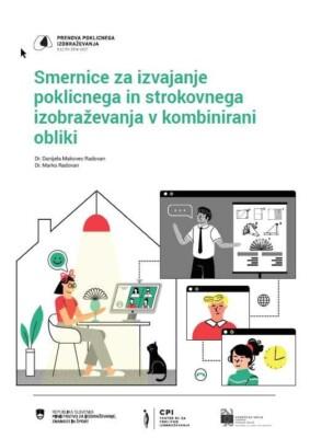Smernice za izvajanje poklicnega in strokovnega izobraževanja v kombinirani obliki