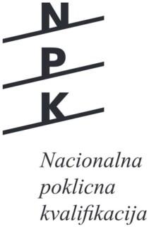 NPK - nacionalna poklicna kvalifikacija