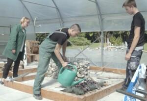 Načrtovanje, razvoj kompetenc, izzivi - Šola za hortikulturo in vizualne umetnosti – podnapisi v slovenskem jeziku