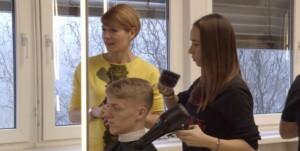 Diferenciacija,  podpora, opolnomočenje - Srednja frizerska šola