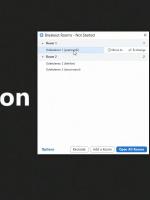 Zaslonska slika s spletnega orodja Zoom