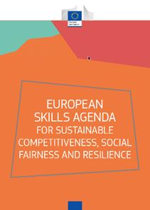 Program znanj in spretnosti za Evropo za trajnostno konkurenčnost, socialno pravičnost in odpornost