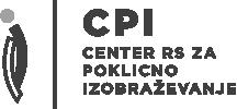 Logotip Center RS za poklicno izobraževanja