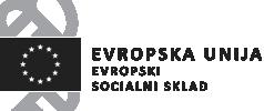 Logotip Evropski socialni sklad