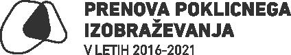 Logotip Prenova poklicnega izobraževanja