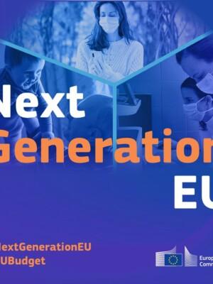 Naslovnica gradiva Naslednje generacije EU (Next generation EU)